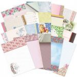 Hunkydory A4 Cardstock Adorable Scorable All Occasions | 40 Sheets