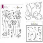 Altenew Wonderland Stamp Mask & Die Bundle