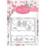 Apple Blossom Die Set Floral Sentiment Card   Set of 11
