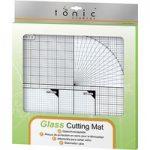 Tonic Studios Glass Cutting Mat 12in x 12in