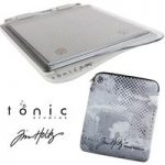 Tim Holtz & Tonic Studios Stamp Positioning Platform WITH PROTECTIVE SLEEVE