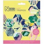 Papermania 6in x 6in Paper Pad 50 Sheets | Hot Tropics