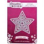 Creative Dies Nesting Die Set Stars Premium Range | Set of 5