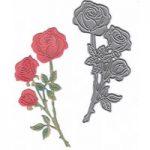 Joanna Sheen Signature Dies Long Stemmed Rose
