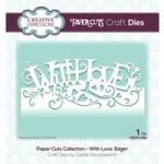 Creative Expressions Die With Love Edger | Paper Cuts Collection
