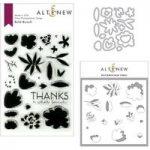 Altenew Bold Bunch Stamp Die & Mask Stencil Bundle