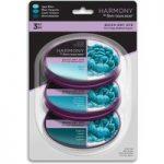 Spectrum Noir Ink Pad Harmony Quick-Dry Dye Aqua Blues | Set of 3