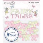 Dovecraft Premium Fairy Tales Mini Bows | Pack of 20