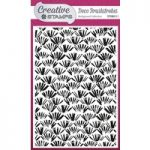 Creative Stamps A6 Stamp Deco Brush Strokes | Background