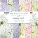 Paper Boutique 12in x 12in Paper Pad 160gsm 36 Sheets | Country Stroll