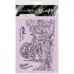 Hunkydory For the Love of Stamps A6 Set A House by the River | Set of 3