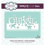 Creative Expressions Die Celebrate Edger | Paper Cuts Collection