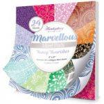 Hunkydory Marvellous Mirri Pad Fancy Flourishes | 24 Sheets