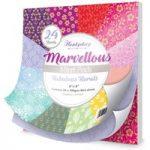 Hunkydory Marvellous Mirri Pad Fabulous Flowers | 24 Sheets