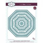 Sue Wilson Noble Collection Classic Adorned Octagon Die
