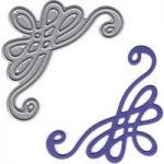 Joanna Sheen Signature Dies Lille Corner | 46mm x 46mm