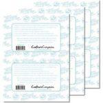 Crafter's Companion EZ Mount Foam Sheet 8.5in x 11in | Thin