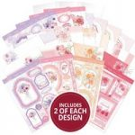 Hunkydory Pearl Bouquet Luxury Card Collection