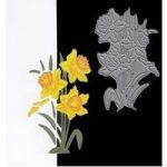 Joanna Sheen Signature Dies Daffodil Edger