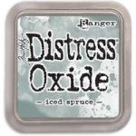 Ranger Distress Oxide Ink Pad 3in x 3in by Tim Holtz | Iced Spruce
