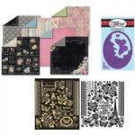 Hot Off The Press Romantique Paper Collection & Die Set