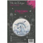 Pink Ink Designs A5 Stamp Set Unicorn | Set of 12