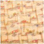 Tattered Lace Vintage Christmas Vellum Labels Pack | 80 Labels