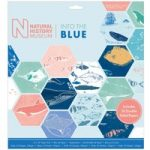 Papermania 12in x 12in Paper Pad 50 Sheets | Into the Blue