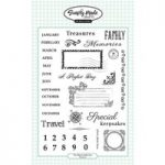 Simply Made Crafts A5 Stamp Set Album Collection | Set of 20