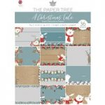The Paper Tree A4 Paper Insert Collection 120gsm 36 Sheets| A Christmas Tale