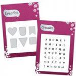 Creative Alphabet Stamp & Bunting Die Bundle