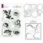 Altenew Wallpaper Art Stamp Die & Mask Stencil Bundle