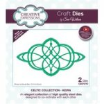 Sue Wilson Die Set Keira Set of 2 | Celtic Collection