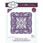 Sue Wilson Die Set Abigail Set of 4 | Frames and Tags Collection