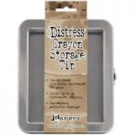Ranger Distress Crayons Storage Tin by Tim Holtz | Stores 34 Crayons