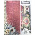 Hot Off The Press Artful Card Kit Something Wonderful | Set of 73