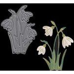 Joanna Sheen Signature Dies Garden Snowdrop