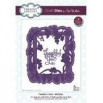 Sue Wilson Die Set Wisteria Set of 3 | Frames and Tags Collection