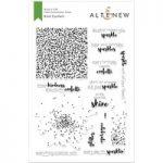 Altenew Stamp Set Kind Confetti | Set of 14