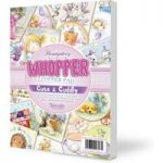 Hunkydory A5 Whopper Topper Pad Cute & Cuddly | 40 Sheets