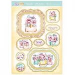 Hunkydory Pick 'N' Mix Topper Sheet Scent with Love