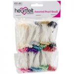 Heartfelt Creations Pearl Stamens Small | Pack of 10