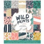 Papermania 6in x 6in Paper Pad 50 Sheets | Wild Prints