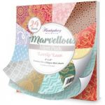 Hunkydory Marvellous Mirri Pad Lovely Lace | 24 Sheets