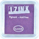 Aladine Izink Pigment Inkpad Purple