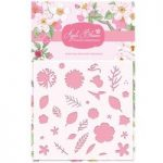 Apple Blossom 6in x 6in Stencil Flowers | Build It Collection