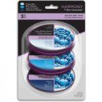 Spectrum Noir Ink Pad Harmony Quick-Dry Dye Dreamy Blues | Set of 3