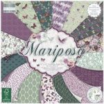 First Edition Paper Pad Mariposa 12in x 12in FSC | 48 sheets