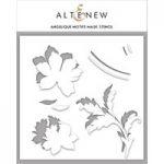 Altenew Mask 6in x 6in Stencil Angelique Motifs