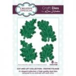 Creative Expressions Craft Dies Festive Foliage by Lisa Horton Set of 8 | Cut and Lift Collection